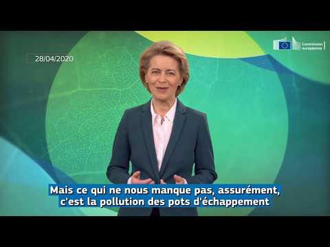 Le Pacte Vert pour l'Europe, au coeur de la relance économique post-crise