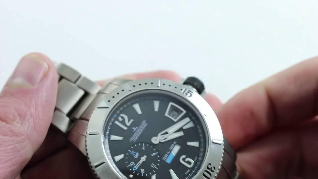 Jaeger-LeCoultre Master Compressor Diving GMT Limited