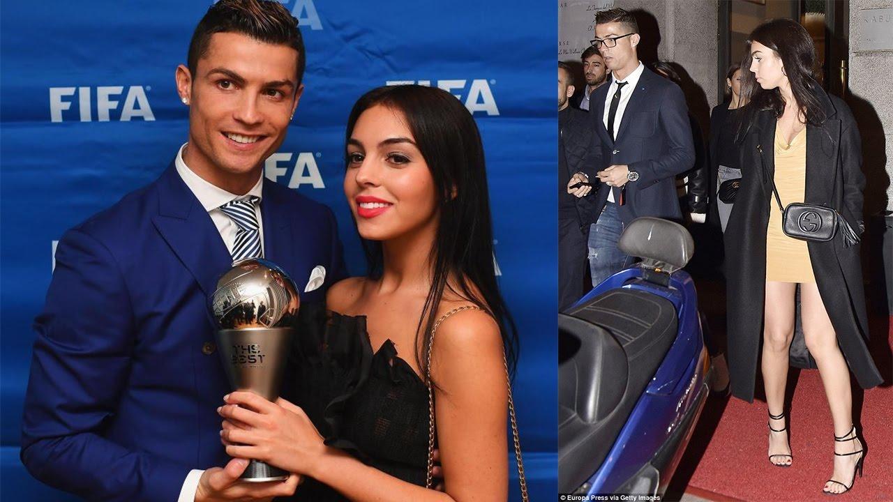 Cristiano Ronaldo's New Girlfriend 2017 [Georgina Rodriguez] |Celebrity Magazines