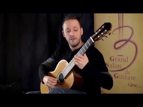 Albéniz: Mallorca - Tariq Harb, Guitar
