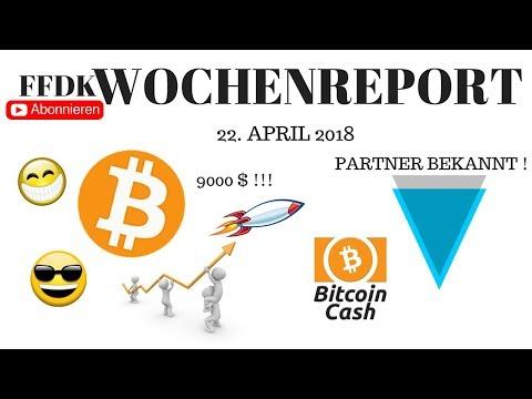 FFDK WOCHENREPORT - SAVEDROID SCAM ?! VERGE´s PARTNER - BITCOIN CASH COIN-BURNING!