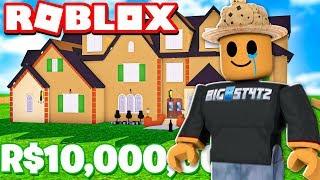 I LET A SUBSCRIBER BUILD MY HOUSE! (Roblox Bloxburg)