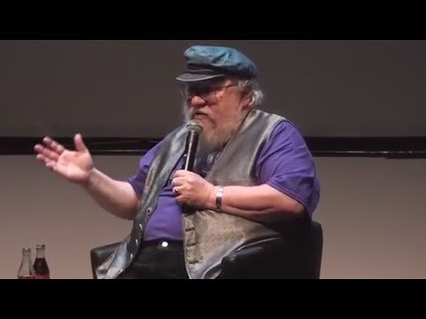 George RR Martin Asked if He's a Feminist - See His Response!
