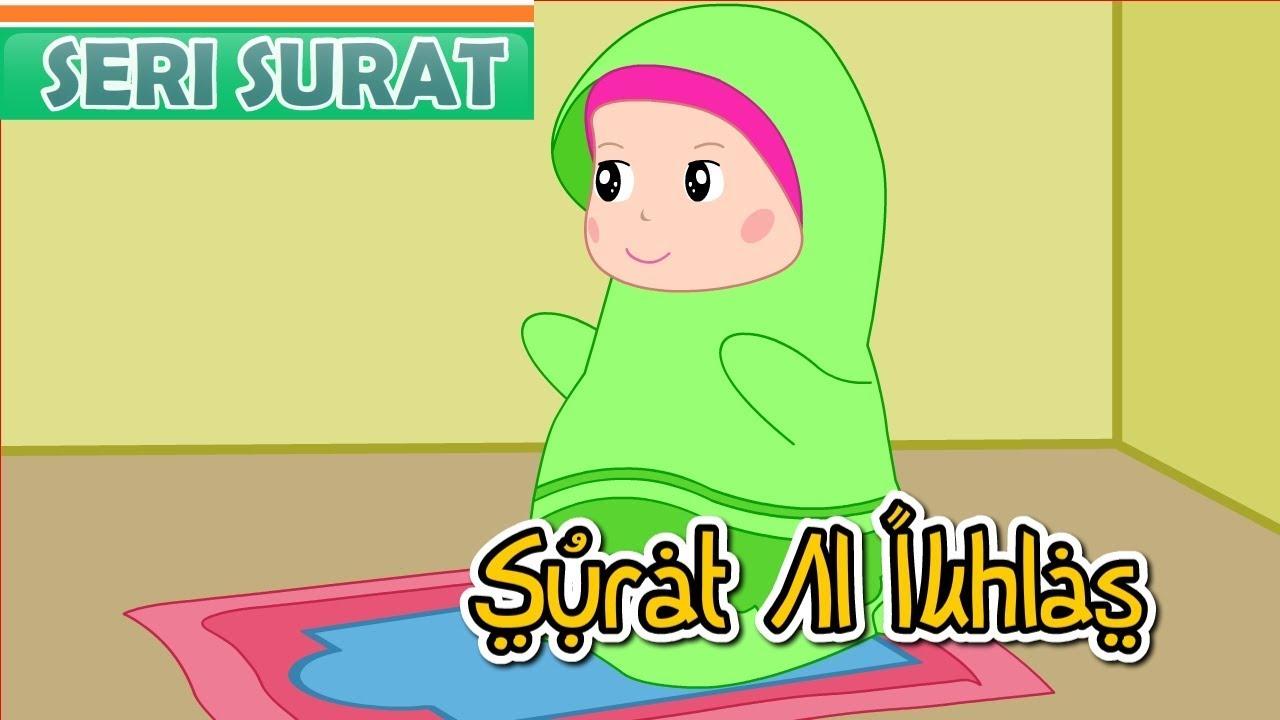Surat Al Ikhlas 5 Anak Islam Bersama Jamal Laeli