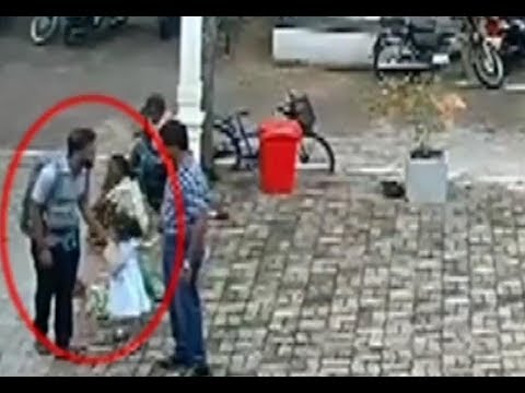 Footage shows bombings suspect  CCTV English