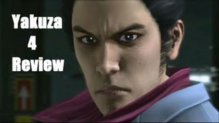 Yakuza 4 Review-Playstation 3
