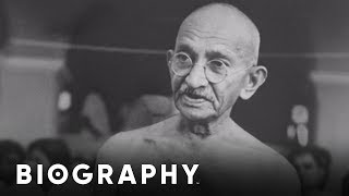 Biography: Gandhi Mini Bio thumbnail