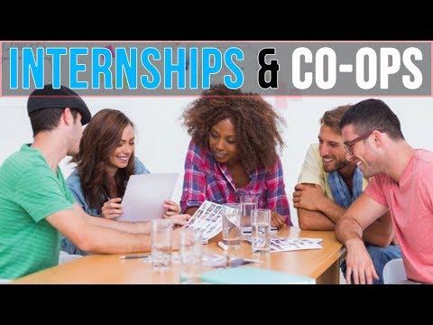 Internships & Co-op in Canada