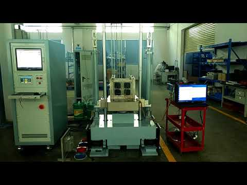 Mechanical Shock Test Machine, Shock Test Equipment Meet IEC-68-2-27, MIL-STD