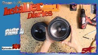 Rear speakers and Harnness time 2019 Honda Accord Installer Diaries 209 part 4