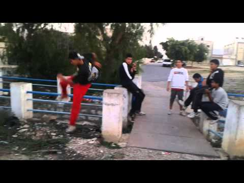 Parkour-Tunis (Grombalia) 2014 [part/ 3] =)