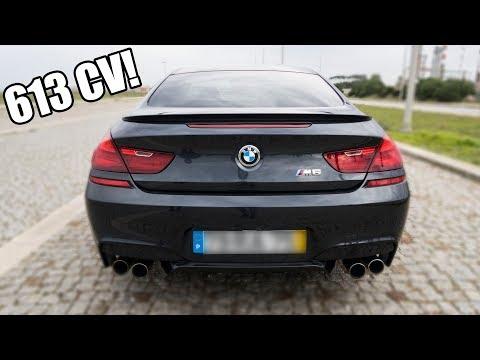 BMW M6 f13 V8 BiTurbo com 613 CV 😍😈