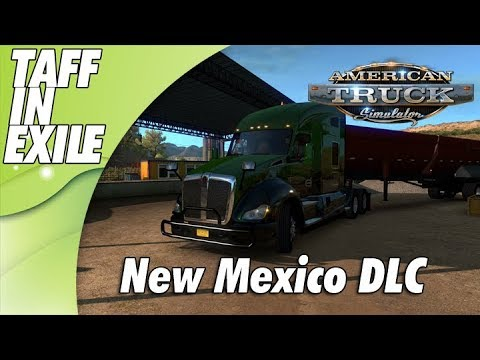 American Truck Simulator | New Mexico | More New Mexico DLC