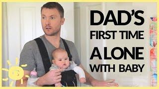 WhatsUpMoms Video | Tėtis paliktas vienas su mažyliu :D