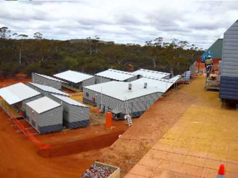 Maxximum Mining Construction -Civil Camp Installation Perth WA