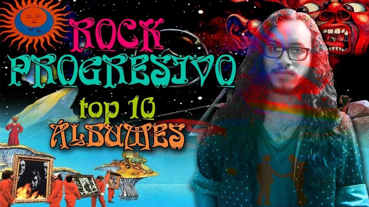 cfc60295d2 TOP 10: ALBUMES DE ROCK PROGRESIVO (CLÁSICO) - YouTube
