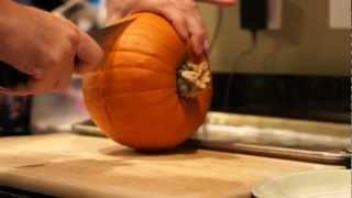 Real Pumpkin Pie Recipe