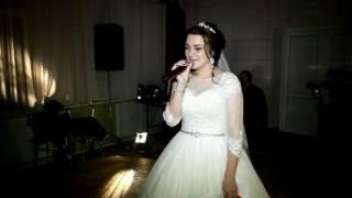 Слова Благодарности от невесты