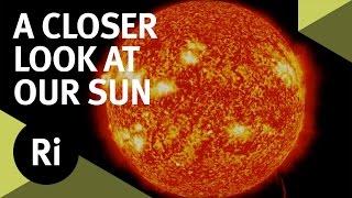 A Closer Look at Our Sun - Helen Mason Interview