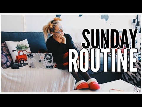 Sunday Routine | Preparing For The Week