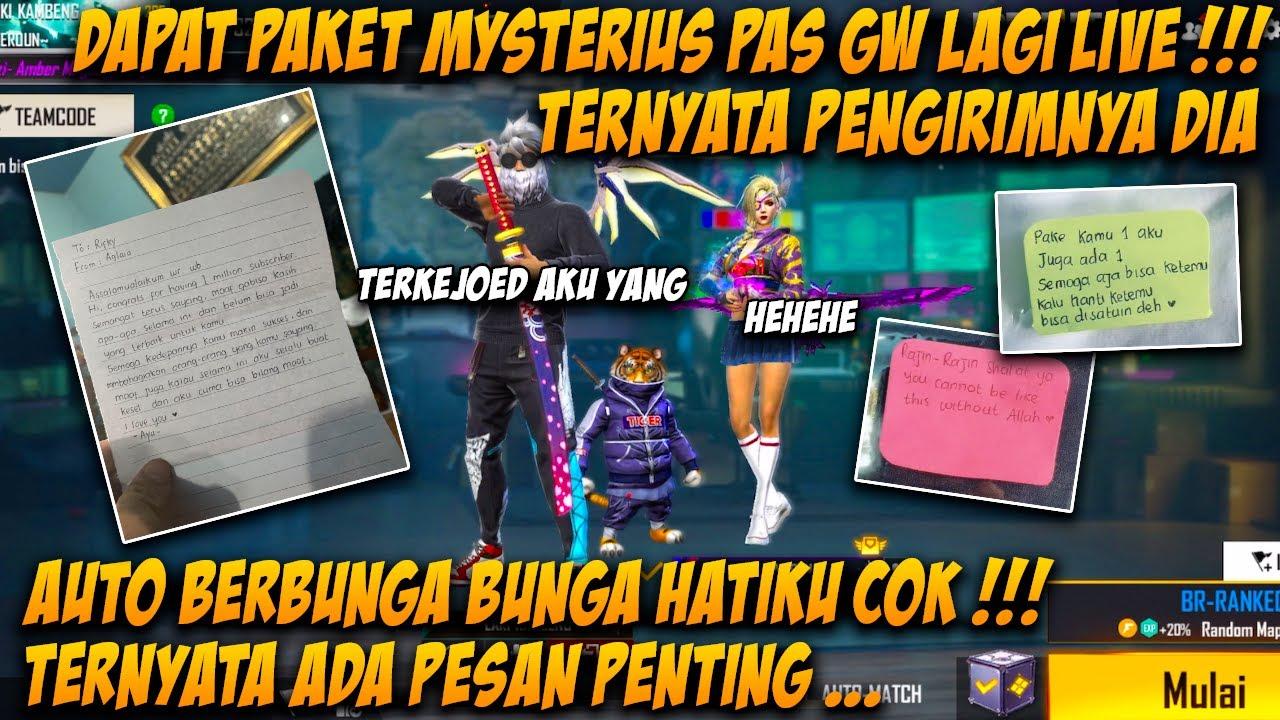 Download DAPAT PAKET MYSTERIUS PAS LAGI LIVE !!! AUTO BERBUNGA BUNGA HATIKU COKK !!!