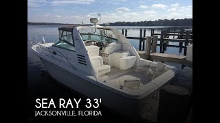 Used 1997 Sea Ray 330 Express Cruiser for sale in Jacksonville, Florida