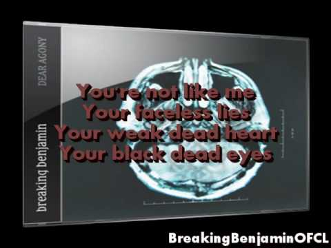 Breaking Benjamin - Crawl (Lyrics on screen)