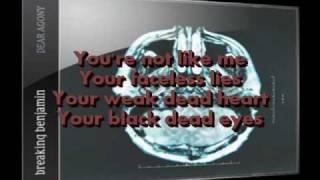 Breaking Benjamin - Crawl (Lyrics on screen)