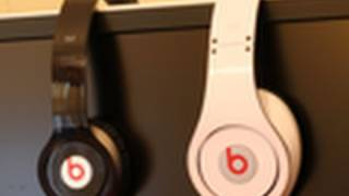 Monster Studio vs Solo Headphones (Beats by Dr. Dre)