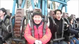 서울랜드 샷드롭 탑승영상!
