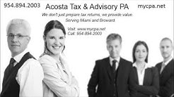 CPA Miami - Accountant in Miami for filing taxes