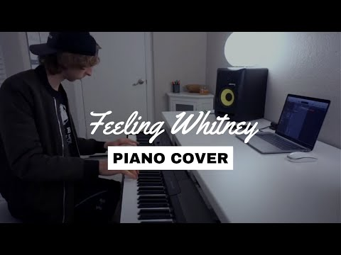 Feeling Whitney - Post Malone | Josh Poole Piano Cover