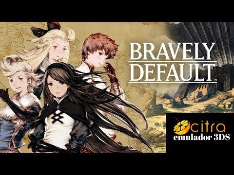 Bravely Default   citra   100% jugable + enlaces descarga
