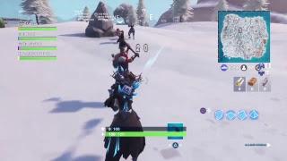 Fortnite new legendary skin THE ICE KING