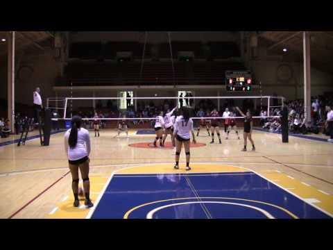 2016 Championship against Lowell Fourth Set