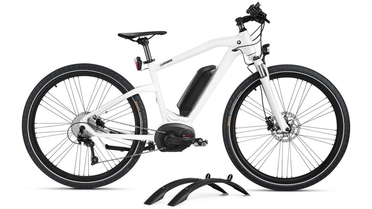 Bmw Cruise E Bike Pedelec Bmw Bicycle