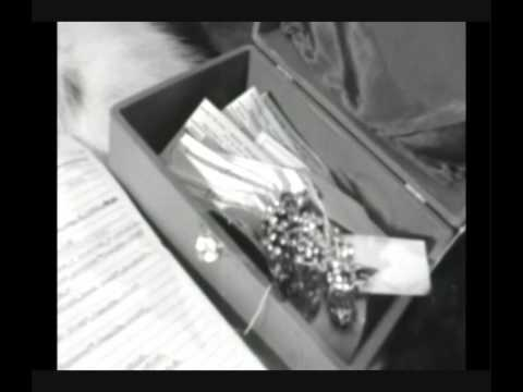 Rare footage of Marilyn Monroe's Personal effects Shortly After Her Death In August 1962