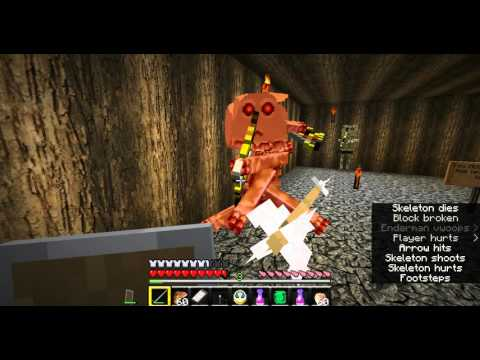 Woodfall Temple & Minigames   MM Adventure Map #03 [2 player] (WITH DOWNLOAD LINK)
