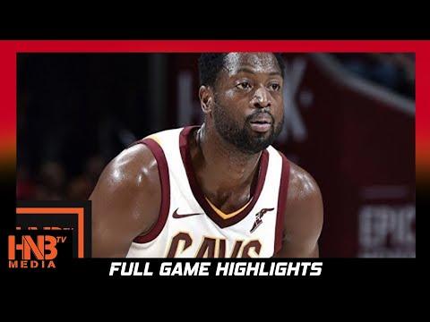 Dwyane Wade (10 pts, 2 blk) Full Highlights vs Bucks / Week 4 / Cavaliers vs Bucks