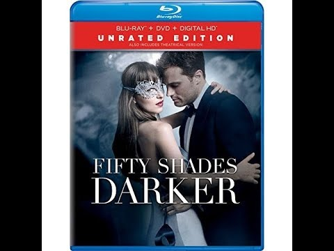Fifty Shades Darker  Bluray Unboxing