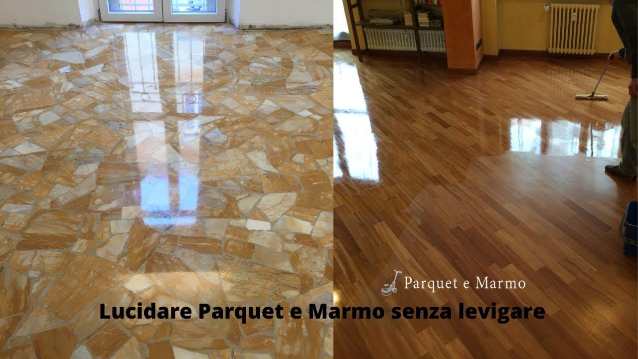 Pavimenti In Parquet E Marmo lucidare il pavimento parquet e marmo senza levigare a cantù como