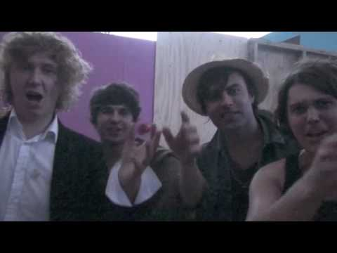 The Kooks post-Europe Thank You message