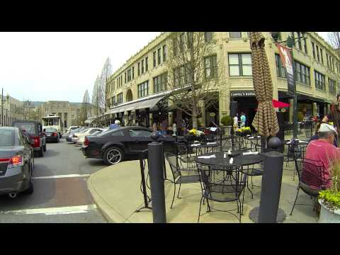 This is Asheville Part 2 - Three-Camera Driving Tour