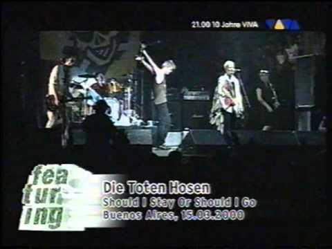 Viva Featuring - Die Toten Hosen - 10 Jahre Argentinien (2003)