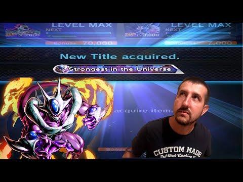 Ultimate Transformation Final Form Cooler Battle 51 Dragon Ball Legends