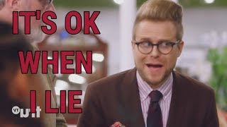 Adam Ruins Everything Can't Stop Lying.