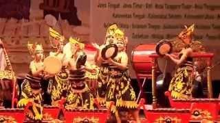 JAWA TIMUR - Festival Nasional Musik Tradisi Anak-Anak 2014 by MAM EO