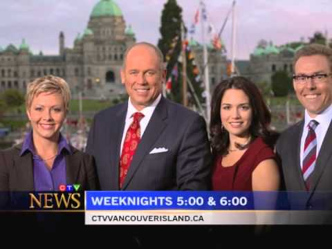 2012 BCAB Awards of Excellence - CTV News Vancouver Island - Fall 2012 Image