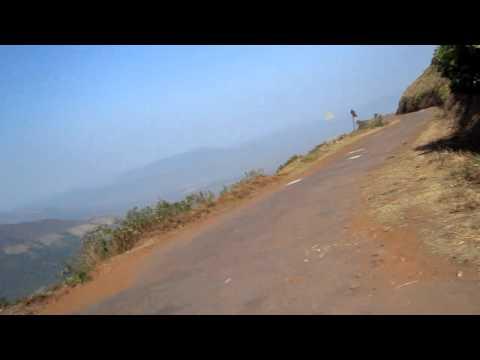 Way to Baba Budan Giri / Datta Peeta