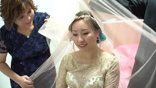[BV الزفاف] سنغافورة الفعلية يوم الزفاف تسليط الضوء على الفيديو - 29 كانون الأول / ديسمبر 2019